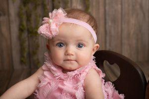 Affordable Baby Milestone Photographer Carmel Indiana