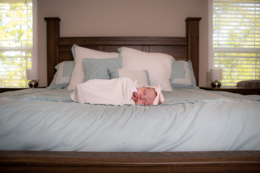 Affordable Lifestyle Newborn Photographer Noblesville Indiana