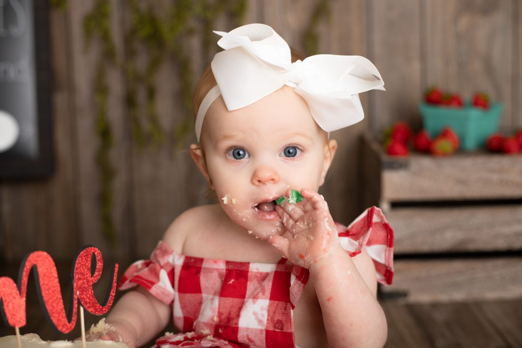 Affordable Cake Smash Photographer Carmel Indiana