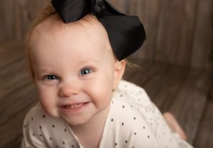 Baby Month Photos Carmel Indiana