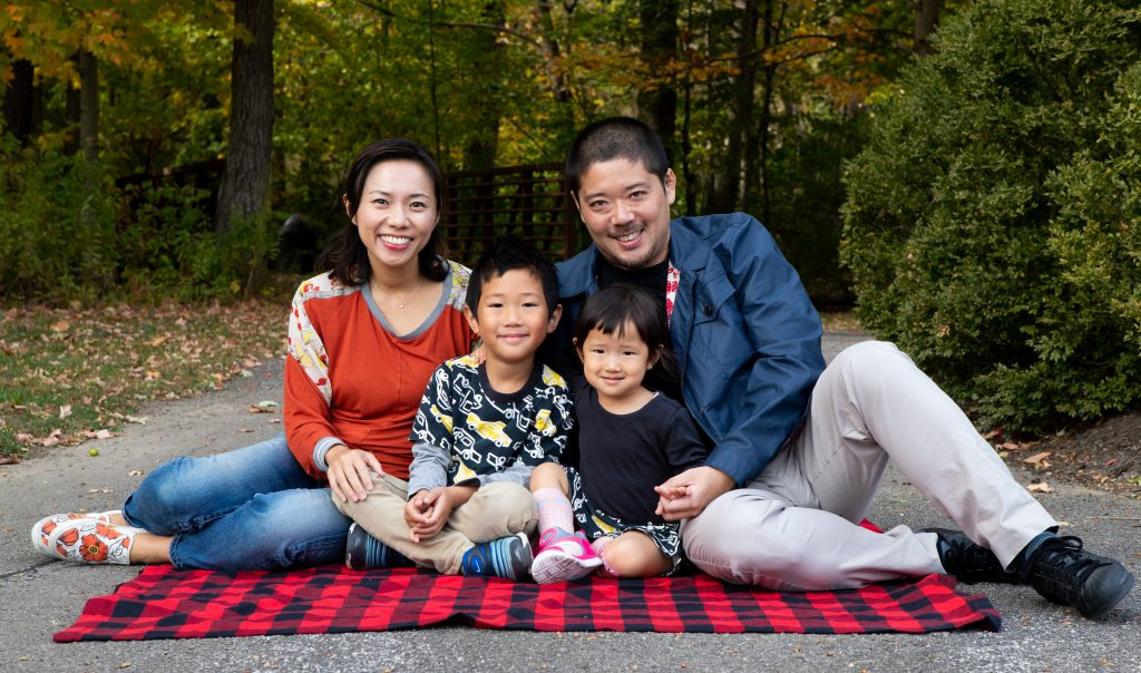 Seasonal Family Photos Carmel