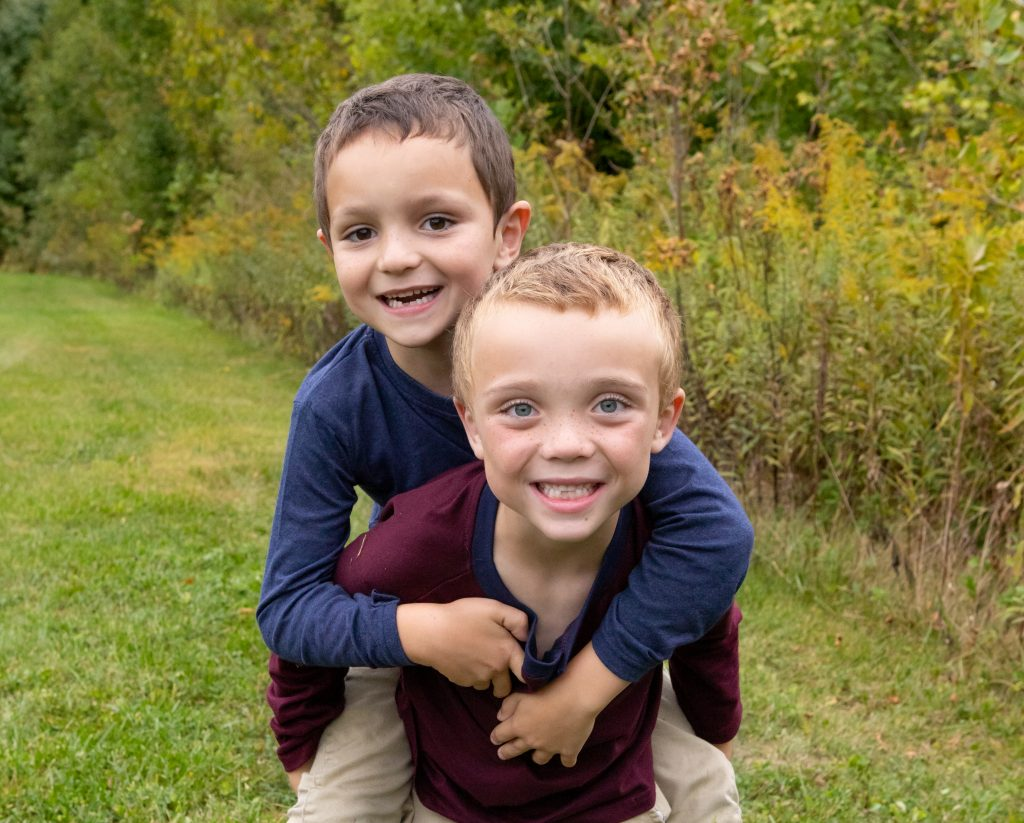 Fall Family Photos Indianapolis