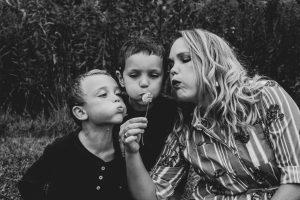 Seasonal Family Photo Session Indianapolis