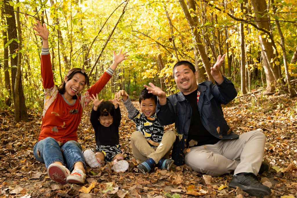 Seasonal Family Photography Indianapolis
