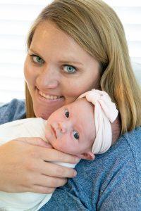 Affordable Lifestyle Newborn Photographer Fishers Indiana