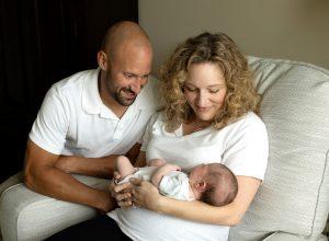 Newborn Photographer Carmel IN