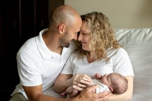 Affordable Lifestyle Newborn Photographer Indianapolis Indiana