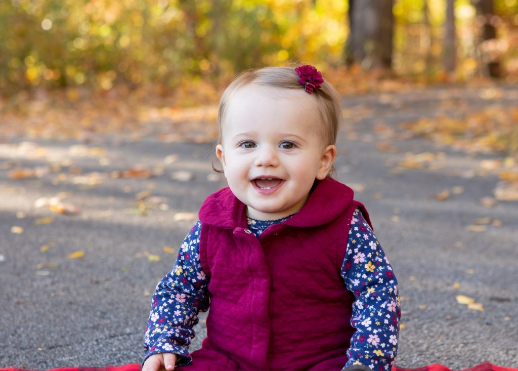 Fall Family Mini Photo Session Carmel