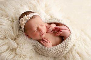 Newborn Portrait Session Carmel Indiana