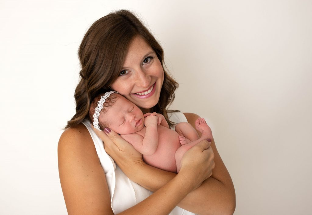 Infant Mini Photo Session Carmel Indiana