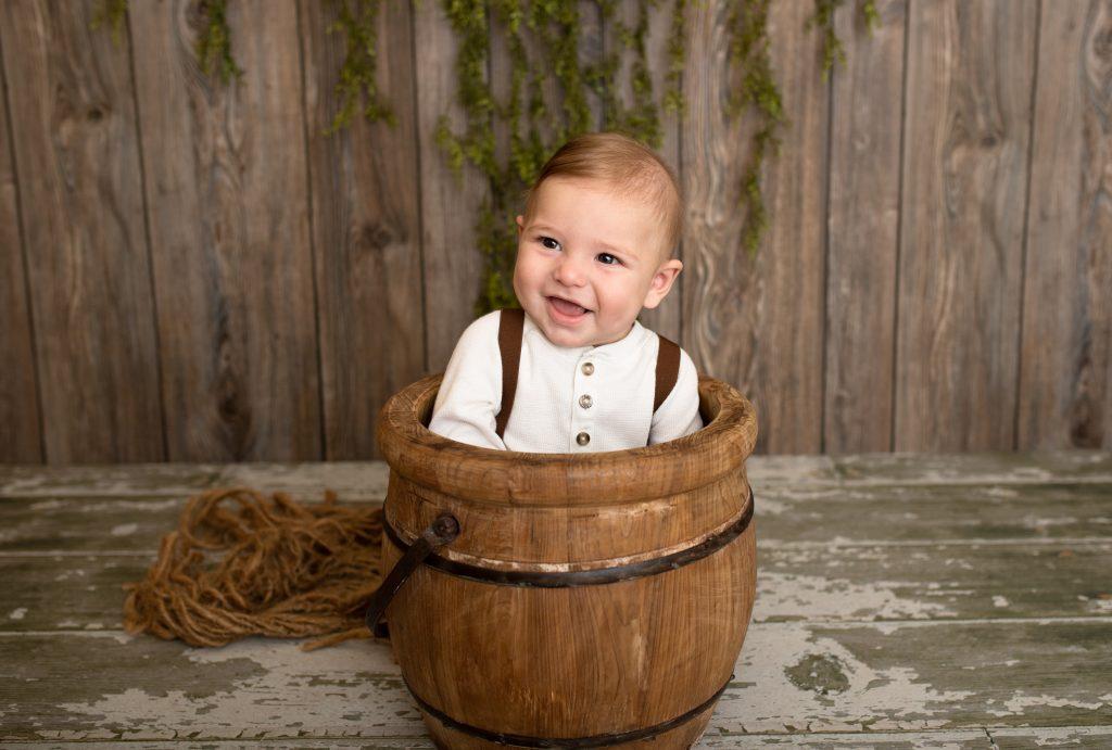 Baby prop photographer Carmel Indiana