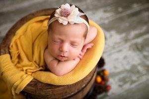 Indianapolis Studio Newborn Photographer