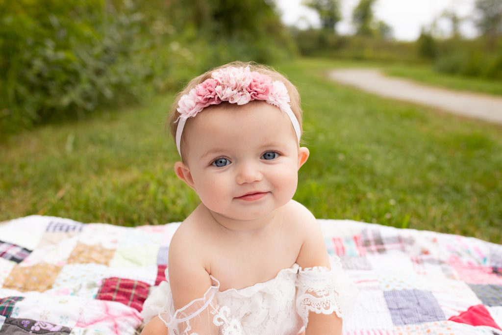 Best Baby Photographer Carmel Indiana