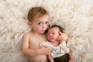 Newborn Baby Photographer Carmel Indiana