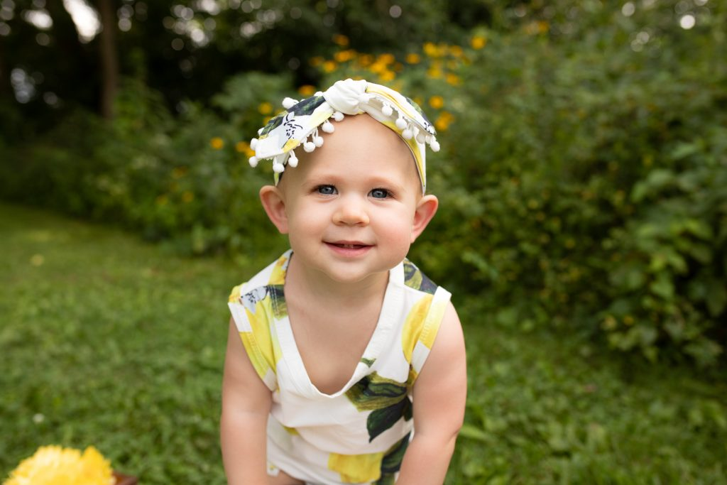 Westfield Indiana One Year Photographer