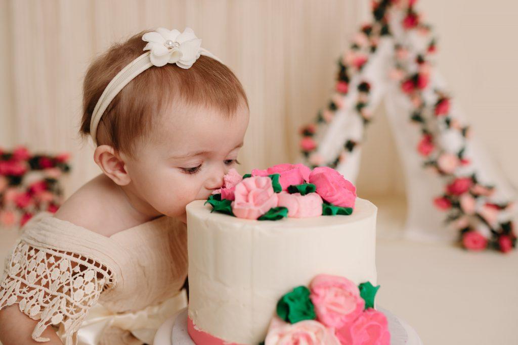 Cake Smash Photography Carmel Indiana