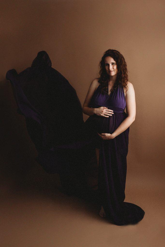 Indianapolis Indiana Boudoir Maternity Photography