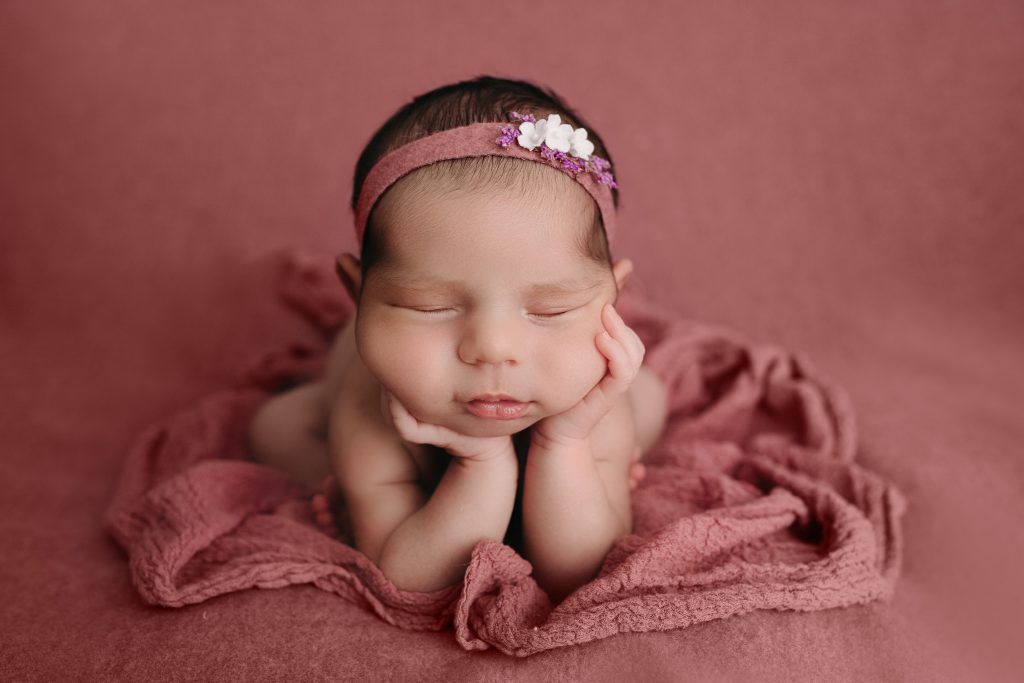 Westfield Indiana Studio Newborn Photographer