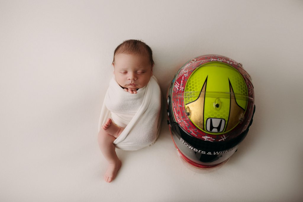 Indianapolis Indiana Studio Newborn Photographer