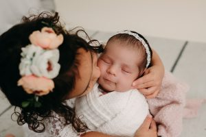 Westfield Indiana Newborn Photography