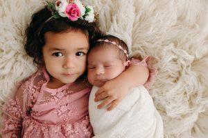 Zionsville Indiana Studio Newborn Photographer