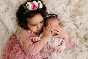 Zionsville Indiana Newborn Photo Studio
