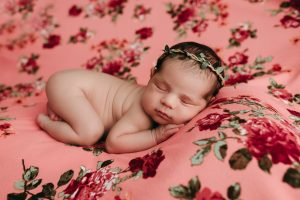 Indianapolis Indiana Newborn Photo Session