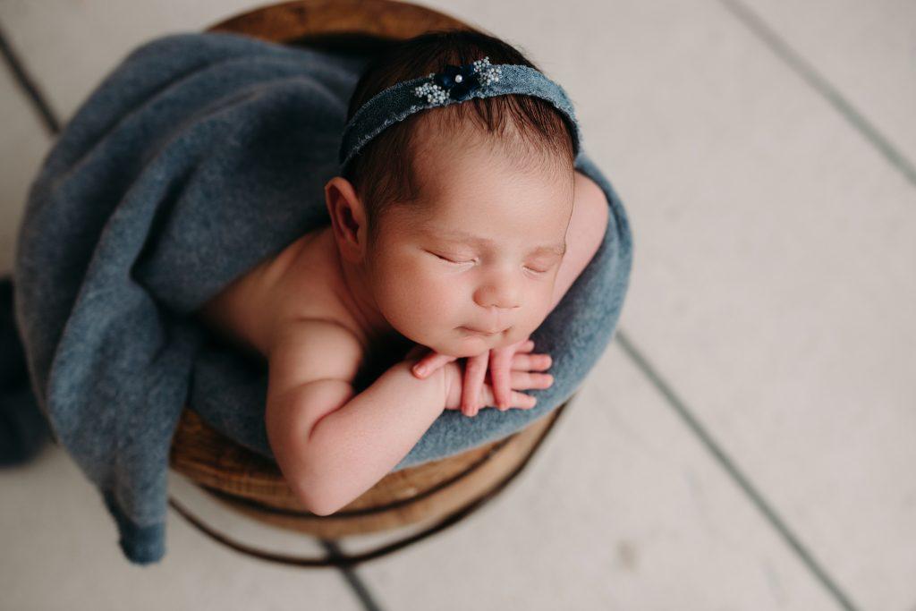 Indianapolis Indiana Newborn Photographer