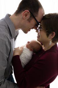 Carmel Indiana Studio Newborn Photographer