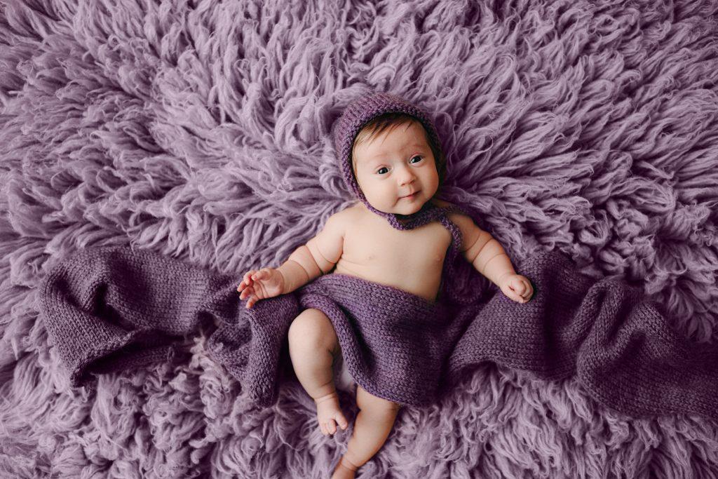 Indianapolis Indiana Baby Milestone Photographer