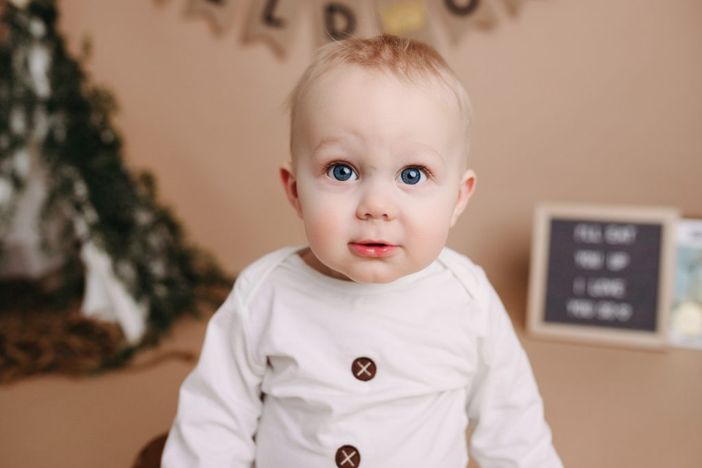 Indianapolis Indiana First Birthday Photographer