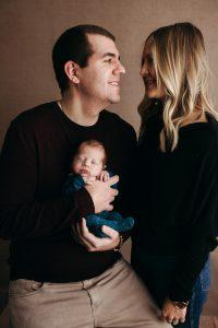 Indianapolis IN Newborn Photographer