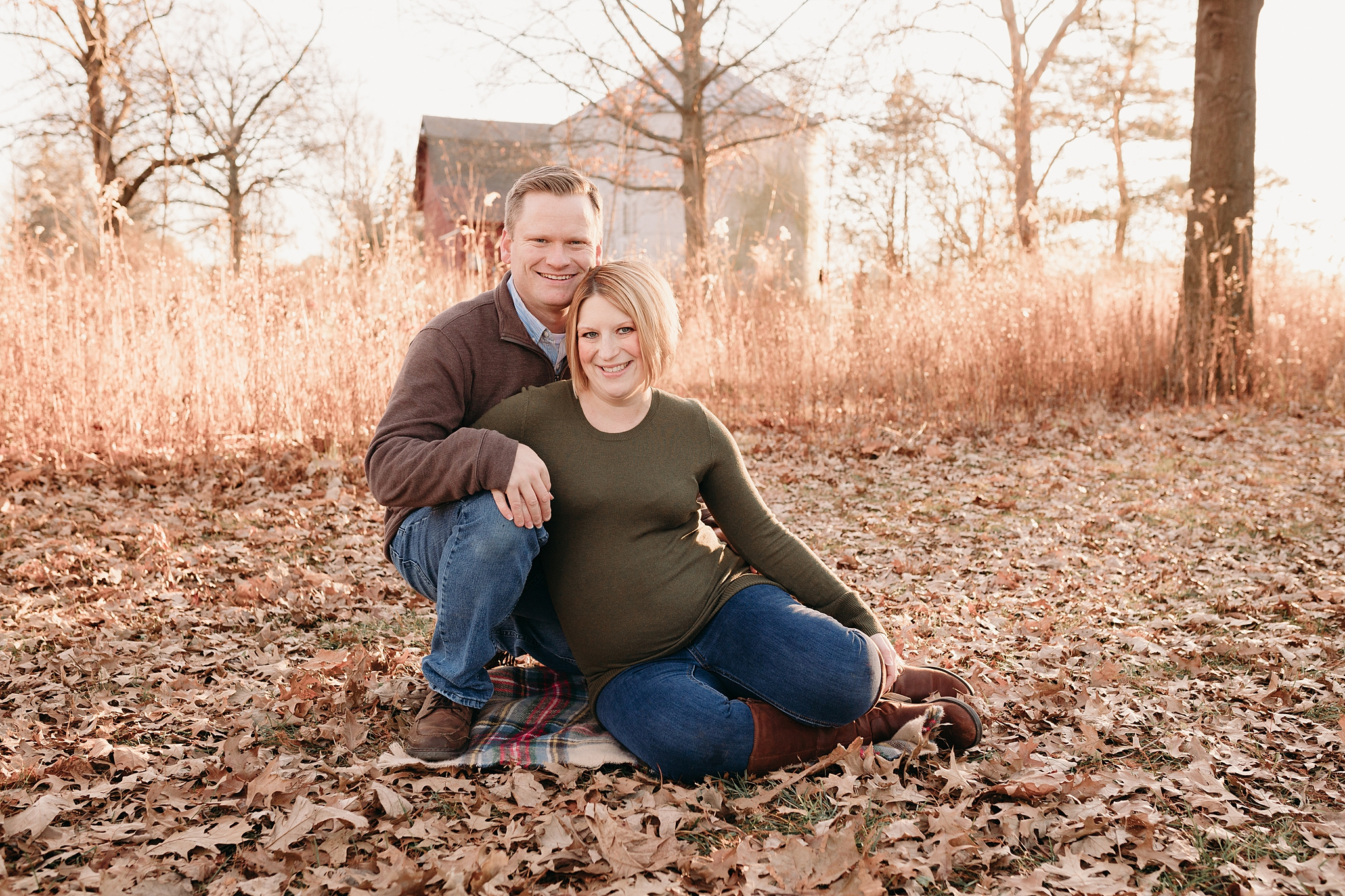 Carmel Indianapolis Maternity Photography