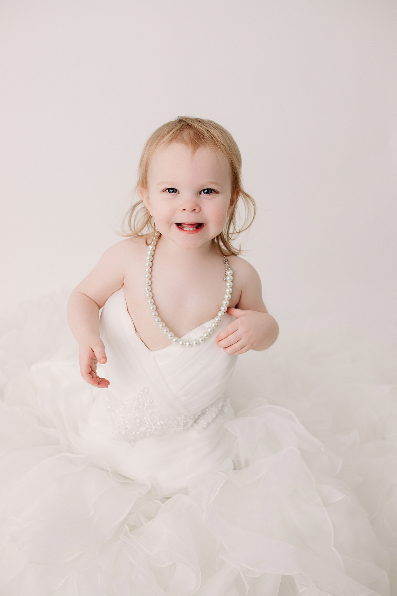 Indianapolis Carmel IN Baby Milestone Photography Studio