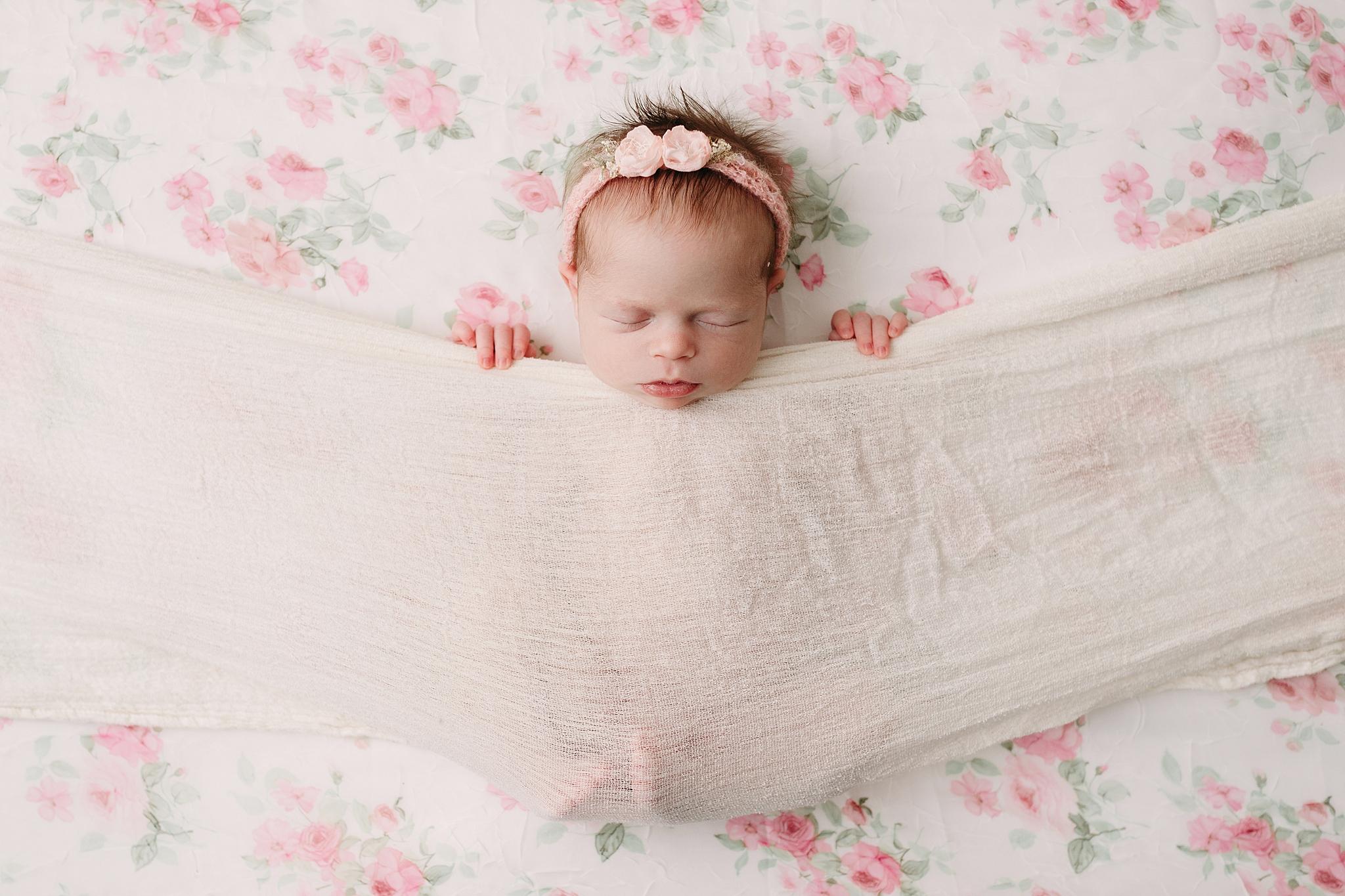 Carmel Indiana Newborn Photo Studio