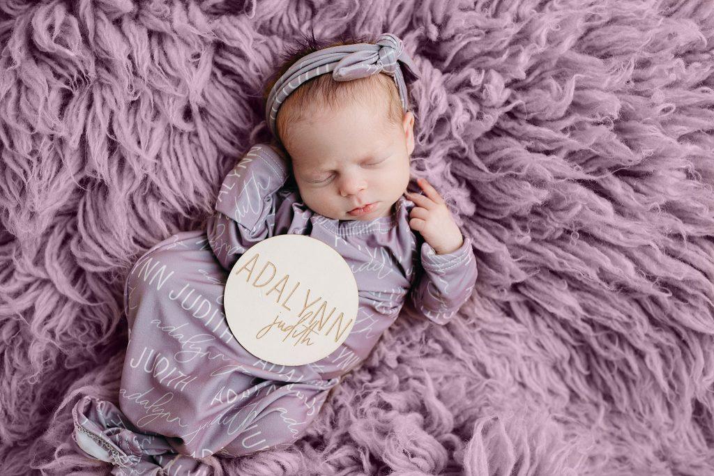 Indianapolis Indiana Newborn Photography