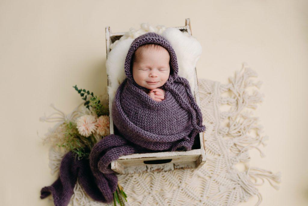 Indianapolis IN Studio Newborn Photographer
