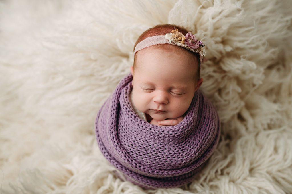 Best Indianapolis Indiana Newborn Photo Studio Twins