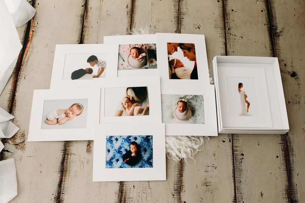 Baby Photo Album Photography Studio
